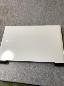 NECのパソコン。